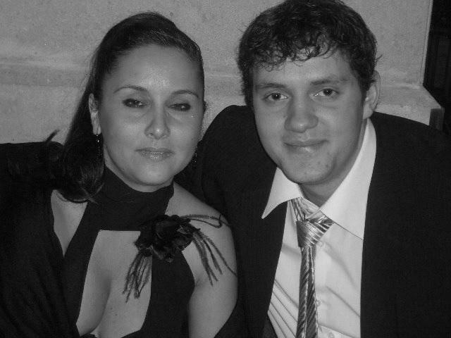 K & S - Nase zasnuby v Parizi 2006