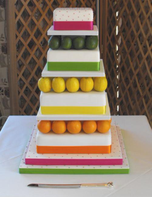 Inspiračky naší Kačky - svatební dorty - Obrázek č. 52