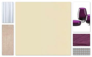 Vzorkovník farieb a materiálov