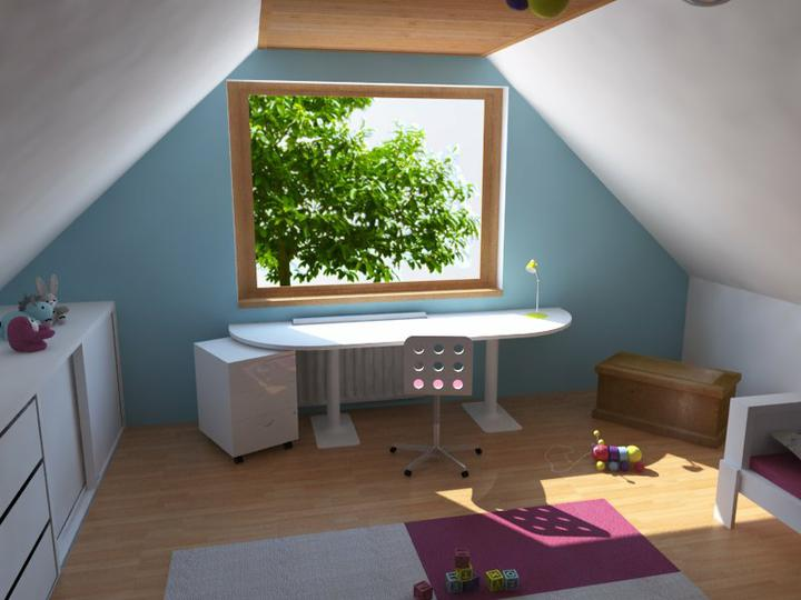Detská izba - vizualizácie - Obrázok č. 3