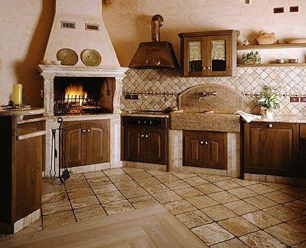 Zděné kuchyně - Obrázek č. 1
