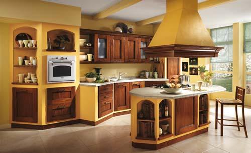 Zděné kuchyně - Obrázek č. 20