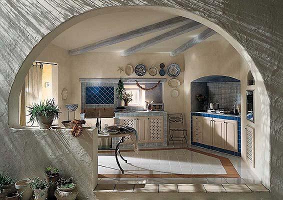 Zděné kuchyně - Obrázek č. 3
