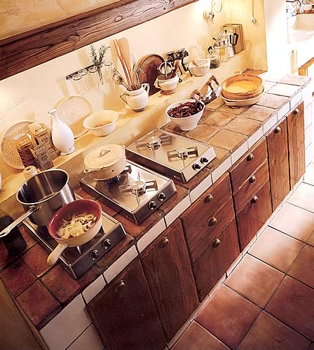 Zděné kuchyně - Obrázek č. 6