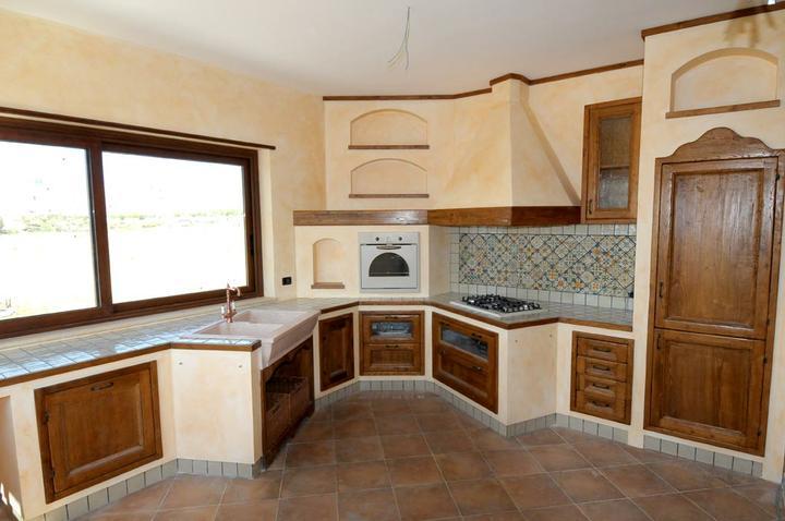 Zděné kuchyně - Obrázek č. 12