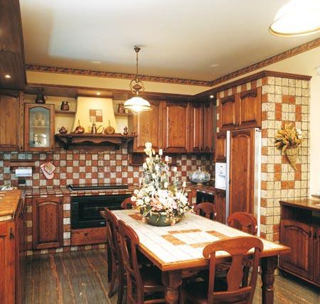 Zděné kuchyně - Obrázek č. 13