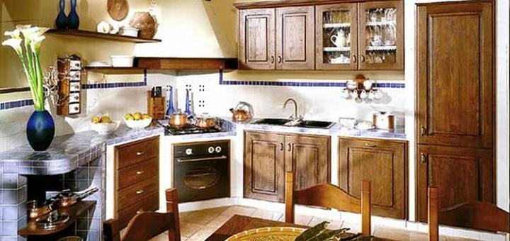Zděné kuchyně - Obrázek č. 15
