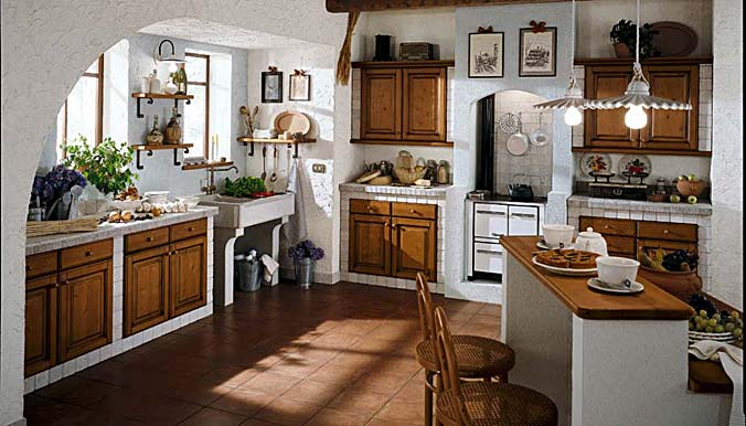 Zděné kuchyně - Obrázek č. 31