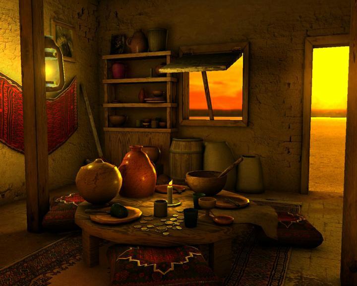 Inspirace z pouště a oáz - Obrázek č. 2