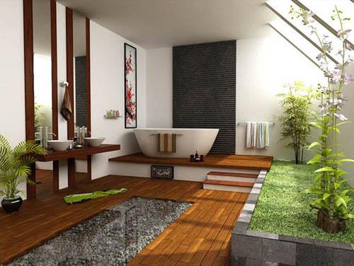 Netradiční koupelny - Obrázek č. 1