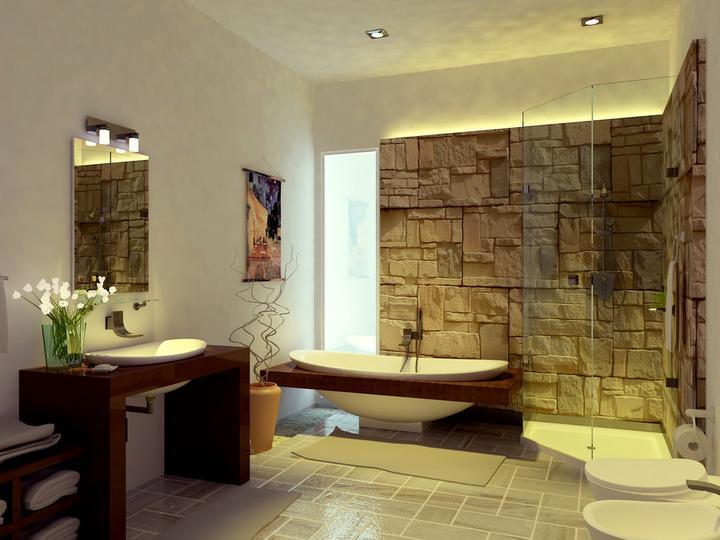 Netradiční koupelny - Obrázek č. 59