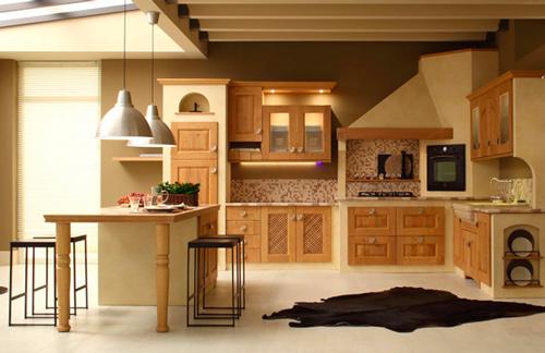 Zděné kuchyně - Obrázek č. 38