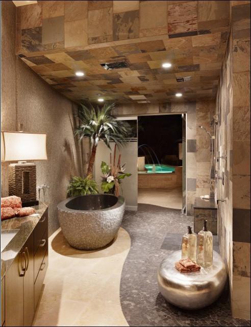 Netradiční koupelny - Obrázek č. 77