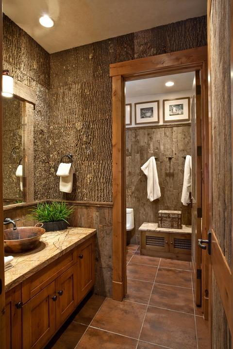 Netradiční koupelny - Obrázek č. 87