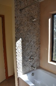 Oblázky v koupelně - Obrázek č. 16