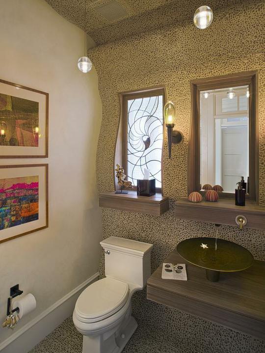Oblázky v koupelně - Obrázek č. 29