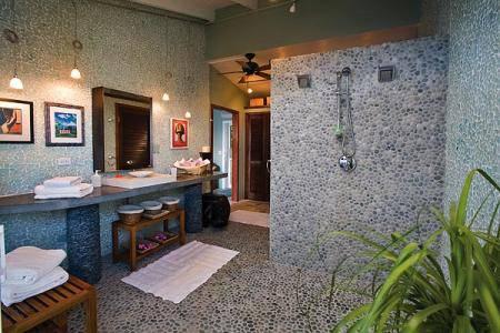 Oblázky v koupelně - Obrázek č. 30