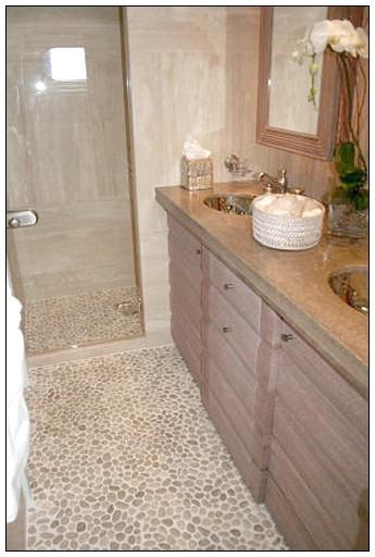 Oblázky v koupelně - Obrázek č. 32