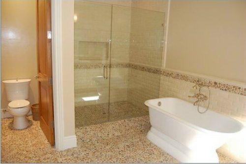 Oblázky v koupelně - Obrázek č. 38