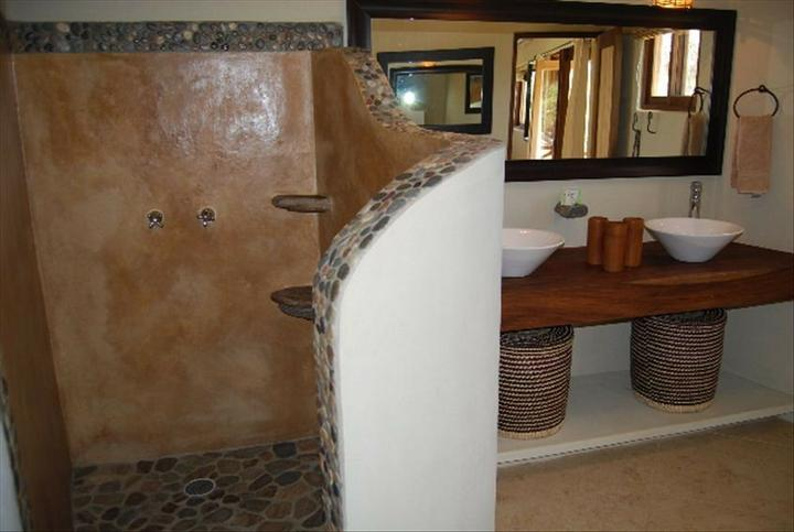 Oblázky v koupelně - Obrázek č. 42