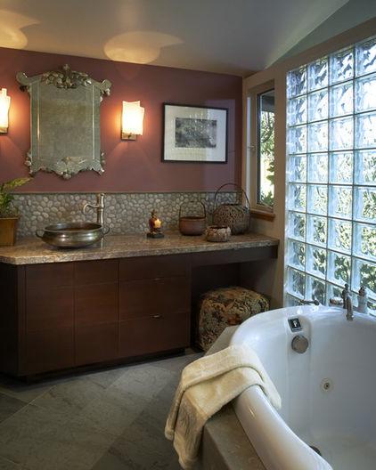 Oblázky v koupelně - Obrázek č. 43