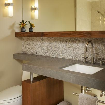 Oblázky v koupelně - Obrázek č. 45