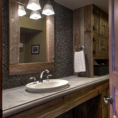 Oblázky v koupelně - Obrázek č. 46