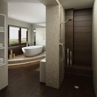 Oblázky v koupelně - Obrázek č. 47