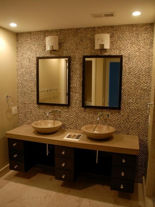 Oblázky v koupelně - Obrázek č. 54