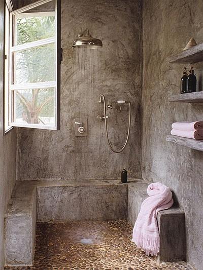 Oblázky v koupelně - Obrázek č. 58