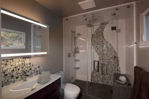 Oblázky v koupelně - Obrázek č. 59