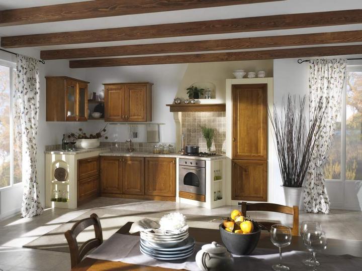 Zděné kuchyně - Obrázek č. 46