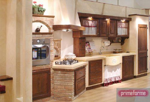 Zděné kuchyně - Obrázek č. 48