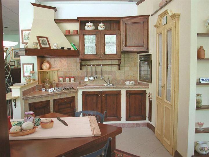 Zděné kuchyně - Obrázek č. 51