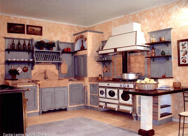 Zděné kuchyně - Obrázek č. 52