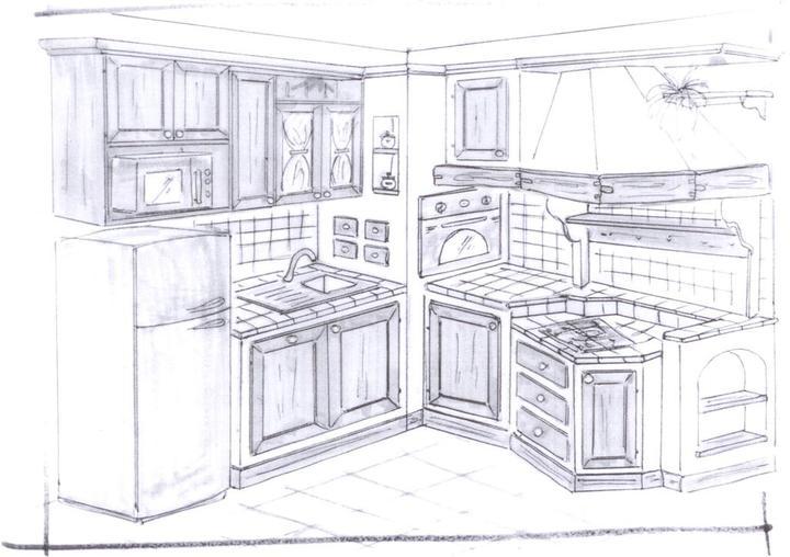 Zděné kuchyně - Obrázek č. 53