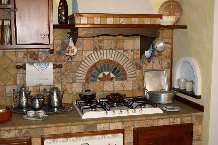 Zděné kuchyně - Obrázek č. 54