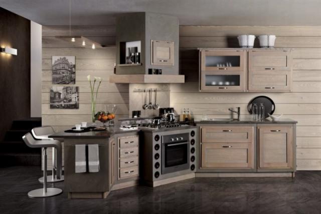 Zděné kuchyně - Obrázek č. 55