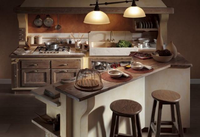 Zděné kuchyně - Obrázek č. 56