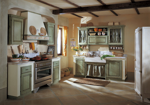 Zděné kuchyně - Obrázek č. 57