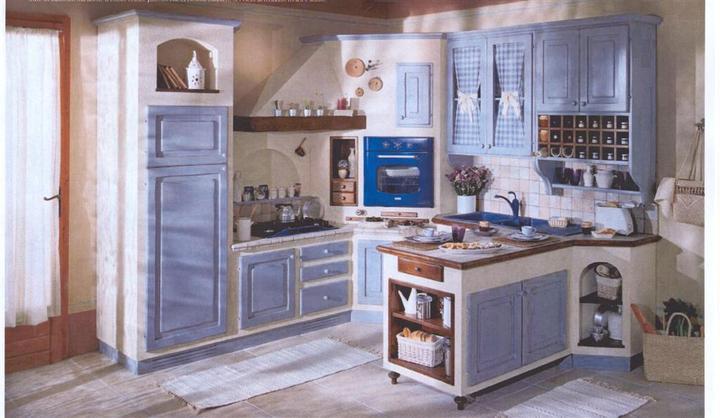 Zděné kuchyně - Obrázek č. 58