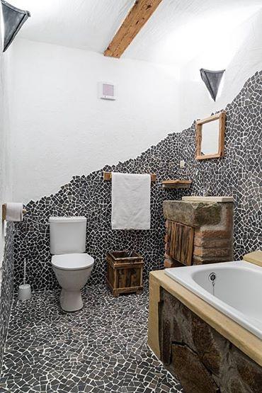 Oblázky v koupelně - Obrázek č. 71
