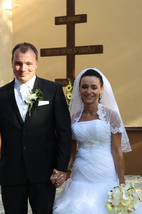 Lucia{{_AND_}}Peter - Už sme manželmi :)