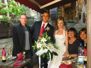 manželova rodina