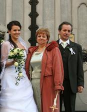 moji zlatí rodičia....ďakujem im moc