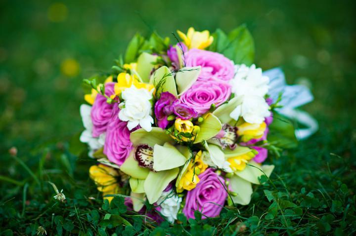 Svadobné kytičky - Obrázok č. 42