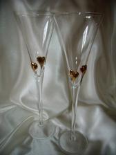 naše svadobné poháriky