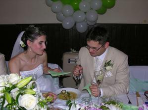 novomanželský výkrm