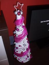 Stromček z papiera 80 cm