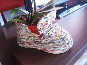 Topánka z papiera
